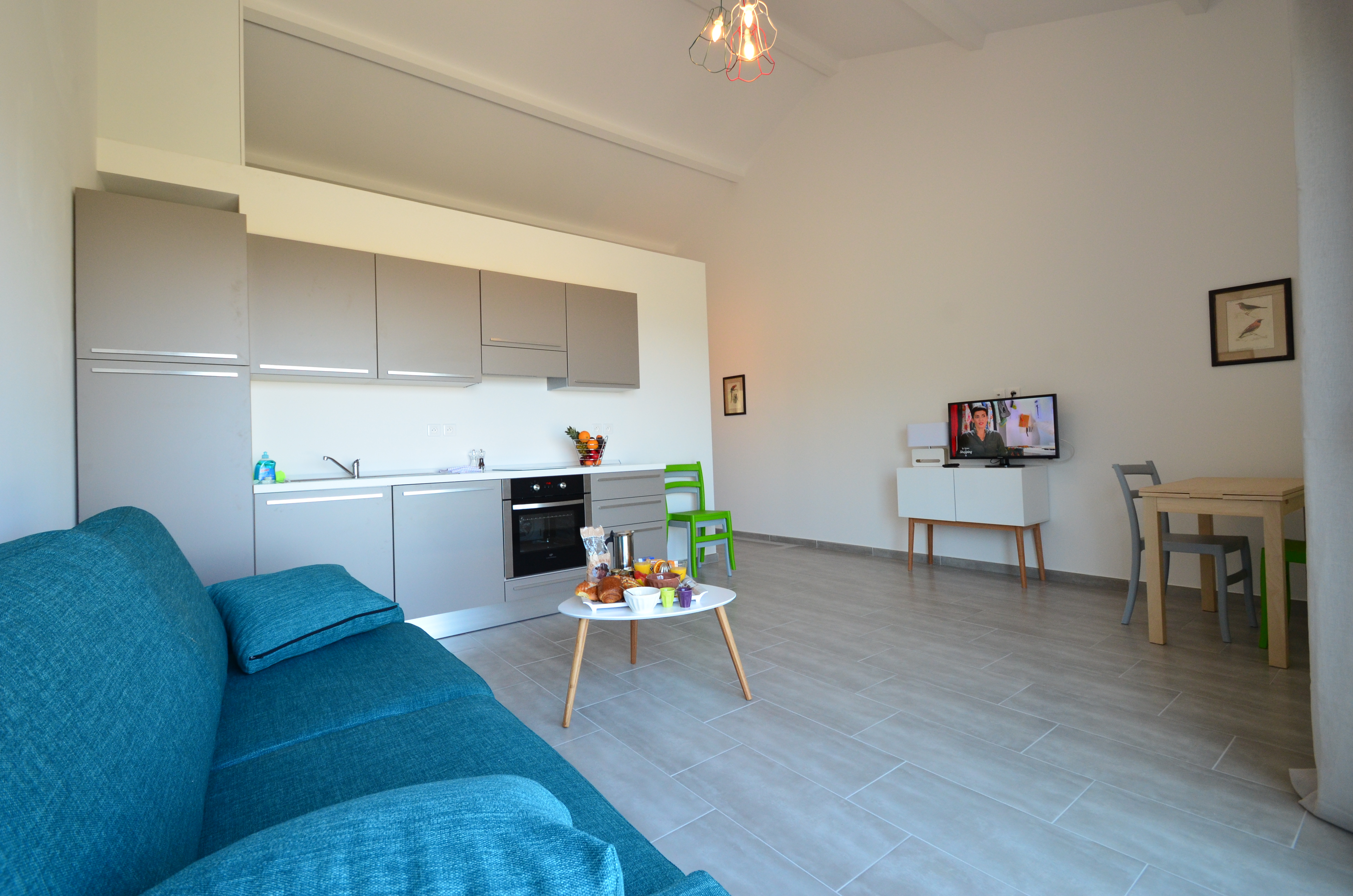 Appartement T2 Bagia Donne 3